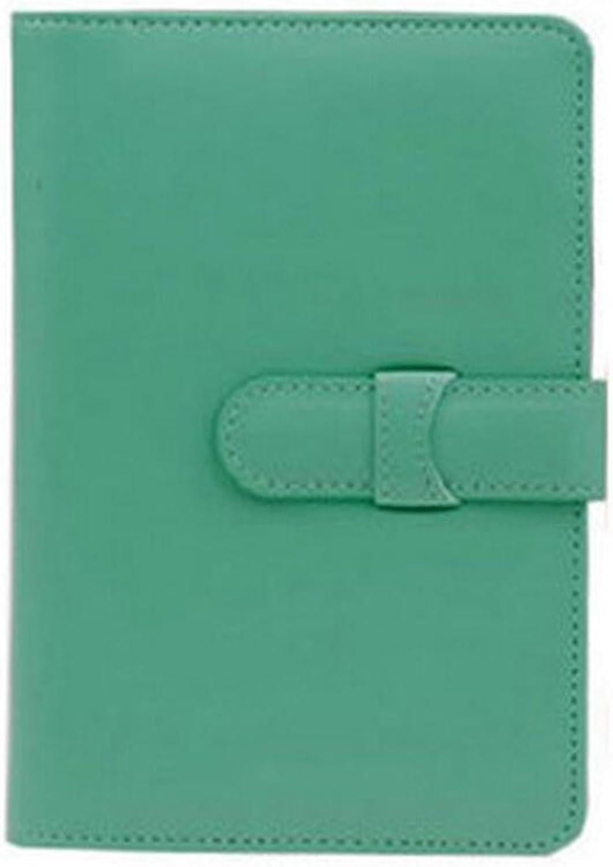 Liu Liu Liu Yu·Büroflächen, Schreibwaren Bürobedarf Notizblock Grünes Leder 2 Stück Set B071P6MYWV | Rabatt  dbf495