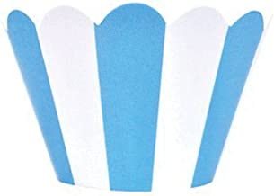 Best blue striped cupcake wrappers Reviews