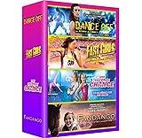 Coffret Girls 4 DVD : FAST GIRLS + UNE SECONDE CHANCE + DANCE OFF + FANDANGO