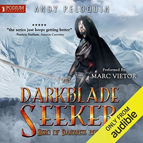 Darkblade Seeker  By  cover art
