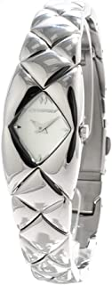 Chronotech Womens Analogue Quartz Watch with Stainless Steel Strap CT7345L-01M