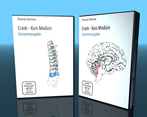 Crash-Kurs Medizin - Gesamtausgabe [20 DVDs]