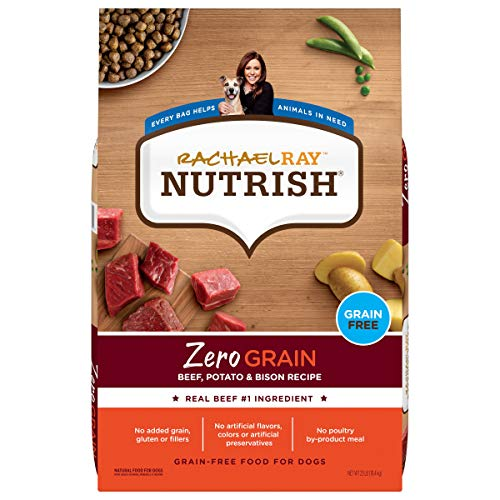 Rachael Ray Nutrish Zero Grain Dry Dog Food with Real Meat