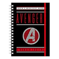 Marvel(マーベル) Avengers: Endgame(アベンジャーズ/エンドゲーム) ゴムバンド付きリングノート [インロック]