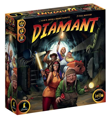 Mancalamar - Diamante, DMNT