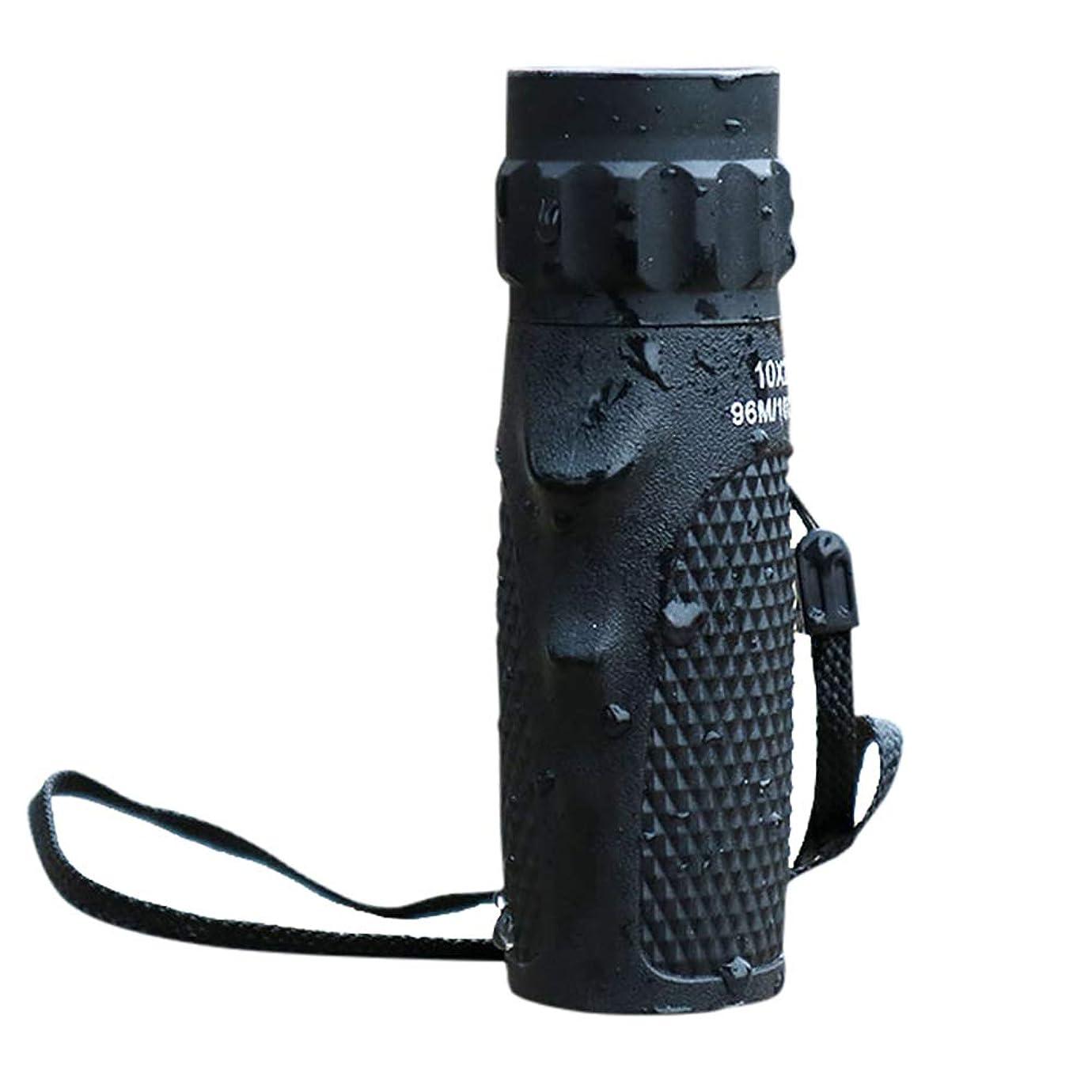 ミネラルショット習熟度Wulidasheng 単眼望遠鏡 キャンプ ハイキング 釣り アウトドア ポータブル 10x25 HD 広角ブルーフィルム 光学ズーム 単眼鏡 ポータブル&耐久性