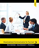 Organizational Communication for Survival Plus MySearchLab with eText -- Access Card Package (5th Edition)