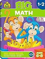 Big Math 1-2 (Big Get Ready Workbook)
