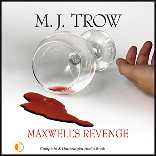 Maxwell's Revenge audiobook cover art