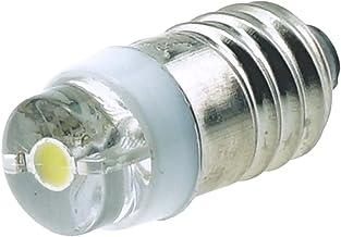 Do!LED 0,6 Watt E10 LED Cree lamp schroefsokkel, wisselstroom en gelijkstroom AC/DC