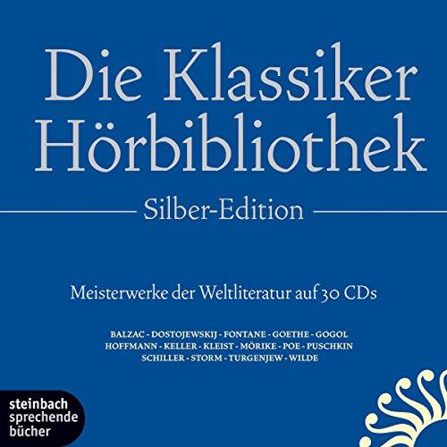 Die Klassiker-Hörbibliothek (Silber-Edition) audiobook cover art