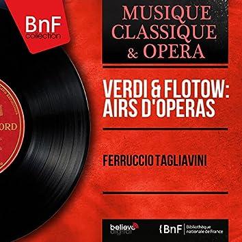 Verdi & Flotow: Airs d'opéras (Mono Version)