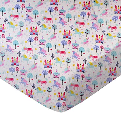 Find Discount SheetWorld Fitted 100% Cotton Percale Pack N Play Sheet Fits Graco Square Play Yard 36...