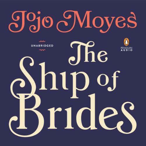 The Ship of Brides audiobook cover art