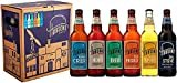 Hobsons Brewery Premium Craft Beers Gift Set – Mixed Ale Taster Selection 6 Pack ideal for birthdays and Fathers' Day (6x