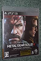METAL GEAR SOLID Ⅴ GROUND ZEROS メタル ギア ソリッド 5