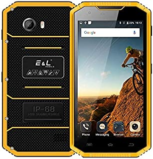 Smart Phones Proofing W7S, 2GB+16GB, IP68 Waterproof Shockproof Dustproof, 5.0 inch Android 6.0 MTK6737 Quad Core up to 1....