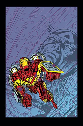 Iron Man Epic Collection: In the Hands