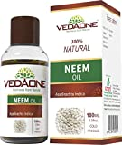 Vedaone 100% Pure Natural And Undiluted Cold Pressed Neem Oil - 100ml