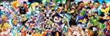 950-piece jigsaw puzzle DRAGONBALL Z CHRONICLESI (34x102cm)