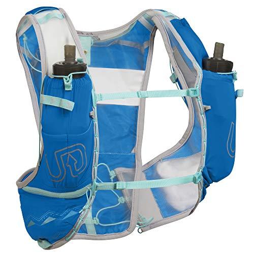 Ultimate Direction Womens Ultra Vesta Signature Series 5.0 Trail Running Vest, Signature Blue, Medium/Large