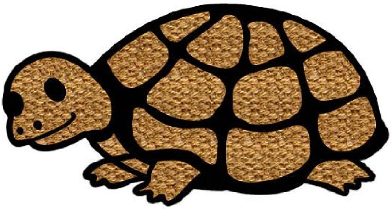 GeoCrafts G113 Tuffcor Door Mat, Turtle