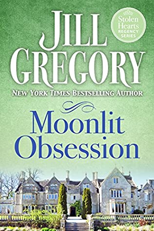 book cover of Moonlit Obsession
