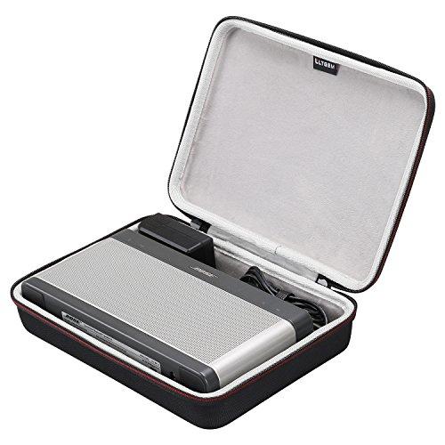Bose Soundlink 3 Bluetooth Portable Wireless Speaker III Hard Case Travel Bag - Fits The Wall Charger and Fits with The Bose SoundLink III Cover. by LTGEM