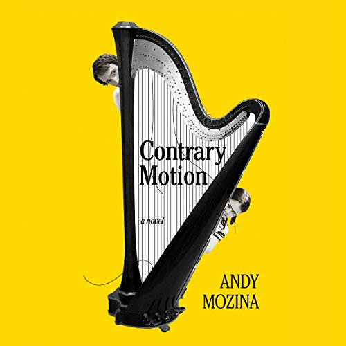 Contrary Motion audiobook cover art