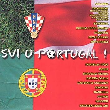 Svi U Portugal!