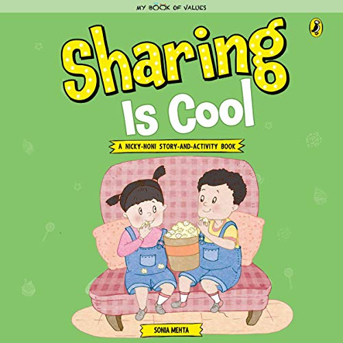 Couverture de Sharing Is Cool