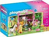 PLAYMOBIL 5661 Play box et accessoires - les Fées - Elfe et Licorne magique