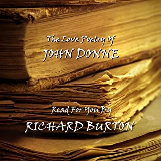 The Love Poetry of John Donne cover art
