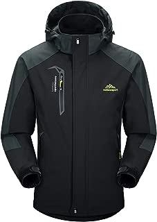 MAGCOMSEN アウトドア 登山服 コート 防風ジャケット 通気 バイク用 ウエア 多機能 耐摩耗 作業着 サイクリング 釣り 薄手 春服メンズ