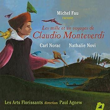Les 1001 voyages de Claudio Monteverdi