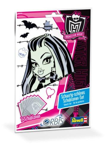 Revell Orbis Monster High Ensemble Pochoir Aérographe