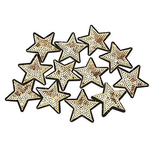 Lentejuelas Estrella  marca Garosa