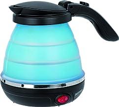 MPM MCZ-73/N opvouwbare elektrische waterkoker, zuurstofbestendig, automatisch deksel, silicone, 0,5 liter, 750 W, BPA-vri...