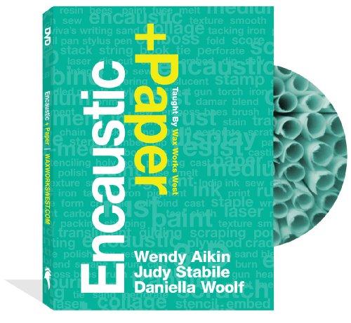 Encaustic + Paper