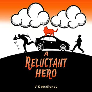 A Reluctant Hero cover art