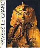 Ramses le grand, galeries nationales du grand palais, paris, 1976