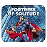 Superman Fortress of Solitude Low Profile Thin Mouse Pad Mousepad