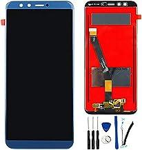 SOMEFUN Pantalla Táctil LCD de Digitalización Asamblea Pantalla de Recambio para Huawei Honor 9 Lite LLD-L31 LLD-L22A / Honor 9 Youth Edition LLD-AL00 LLD-AL10 Azul