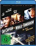 Steampunk Filme: Skycaptain and the world of tomorrow