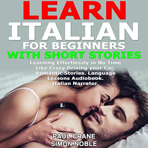 Learn Italian for Beginners with Short Stories cover art