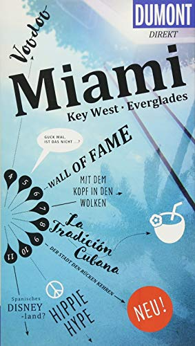 Preisvergleich Produktbild DuMont direkt Reiseführer Miami: Key West & Everglades