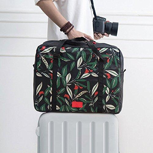 Bazaar Honana HN-TB14 Opvouwbare reis-bagagetas Waterdichte draagbare koffer tassen
