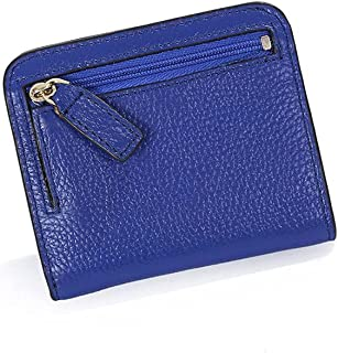 GUMAOPAJIAAAqb Monederos de Mujer, Fashion Split Leather Women Wallets Mini Purse Lady Small Leather Wallet with Coin Pock...
