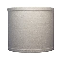 Linen lamp shade linen 4th anniversary gifts for men