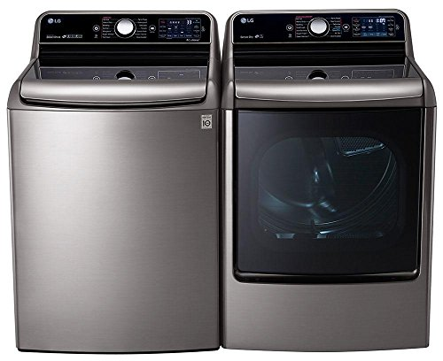 LG Graphite Steel Top Load Laundry...